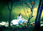 Old manip - Alice by Iridescence-art