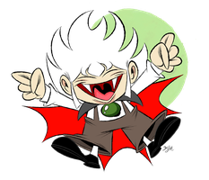 Kid Dracula by Themrock