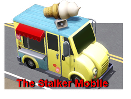 The Stalker Mobile by Loulou13