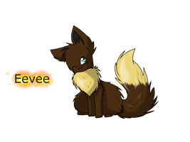 Eevee~ by PokeAnimalsLover
