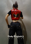 Let me Live  - Claire Redfield figure (dragon) by Vicky-Redfield