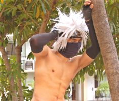 Sexy Kakashi by YoruichiNyow