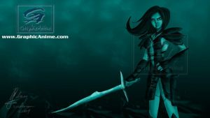 Mystere on Istasca by GraphicAnime