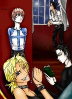 The Vampire Chronicles by whitespirit