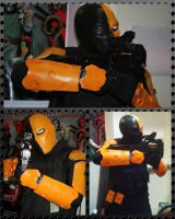 Deathstroke 1.0 by Cadmus130