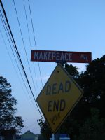 Dead End for Peace by Laxitives