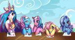 Best Pony Conest - The Judges' Dilemma by Lionel23