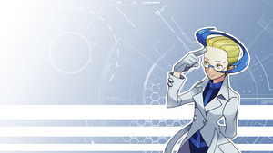 Colress Background by iristle