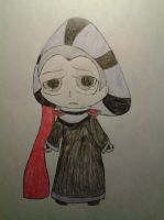 Chibi Frollo by Ghostwarrior259