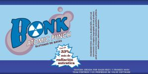 Bonk Atomic Punch - Equipo BLU by Sayer09