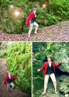 Bilbo-Cosplay - in nature 4 by XxGogetaCatxX