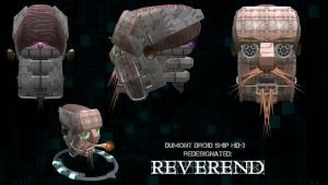 The Reverend Glamour Shot by ReverendRyu