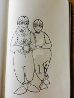 Parents to Be -9- by lonesome-wolf-child