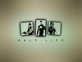 Half-Life Wallpaper by RealMarden