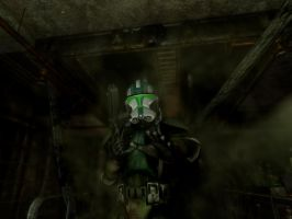 Commander Gree by CptRex