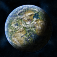 Planet 2 by Patryk567