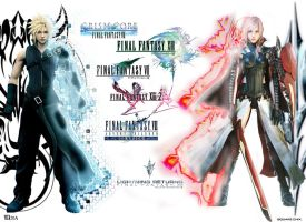Most Powerful Character in Final fantasy by Yuza20a