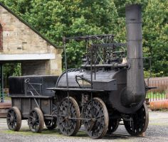 Beamish steam stock 20 by Random-Acts-Stock