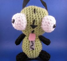 Amigurumi Gir by AmiTownCreatures