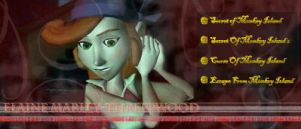 Elaine Marley-Threepwood Sig by Endrance88