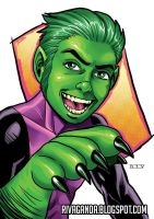 Beast Boy by RIVOLUTION