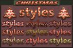 Styles  Christmas  Santa   by Tetelle-passion