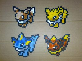 Hama Eevee collection 1 by tony-boi