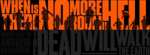 Dawn Of The Dead Typo Banner by el-chalupa