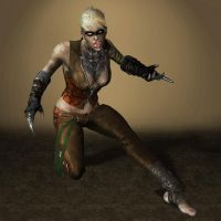 Batman Arkham Origins Copperhead by ArmachamCorp
