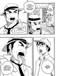 Detective Bear: pg6 by Jey09