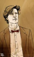 Eleventh Doctor by RodReis