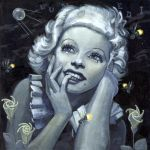 Moon Flowers - Jean Harlow by jasinski