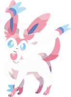 Sylveon by Andie200