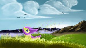 Welcome Back Spring by Ardail