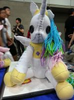 Princess Celestia Rag Doll by charletothemagne