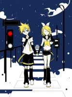 Vocaloid - Gemini by Cooler-Aid13