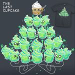The Last Cupcake  - tee by InfinityWave