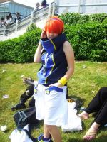 Neku : London Expo 24.05.08 : by The-Soranator