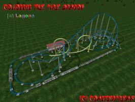 CCC Showcase - Colossus the Fire Dragon (Final) by Coasterfreak
