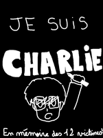 We are all Charlie!! by TartineChocolat