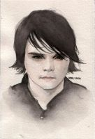 Gerard Way 1 by ihni
