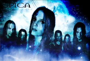 Epica Design Your Universe by raimundogiffuni