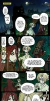 Act 3 - Vampire Comic p21-22 by JadeGL