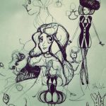ladies :doodles: by InPBo