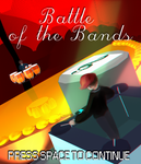 Battle of the Bands - title screen by darkharukan