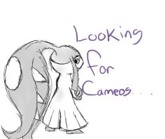 Cameo recruiting. by ssables
