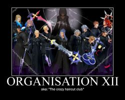 Organisation XII by SiliconeMess