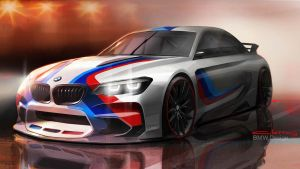 BMW M-power vision GT 2nd sketch pic 2 by girabyte225-jc-lover