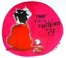 What REALLY matters by 1idiz