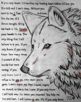 If You Only Knew. by Peace-Wolf